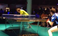 Suchy vs Levinsky at SPiN New York